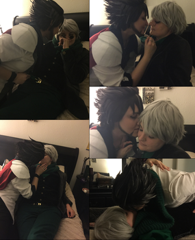[RWBY] Cloqwork Valentine's Part 3 by BaconFlavoredCosplay
