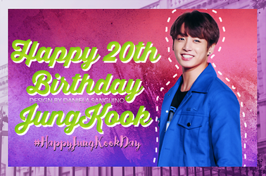 #HappyJungKookDay by danalol16