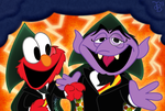 El-Mo and The Count by JonBrangwynne