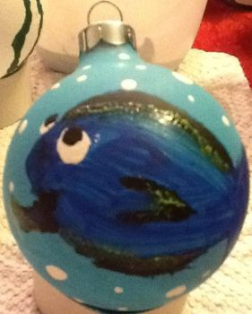 Dory Ornament by Althea777