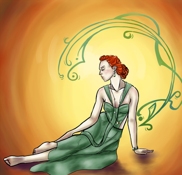Bella for Woltharnia by shiftingpath