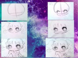 .:How To Draw Chibi:. by chocomilkybunny