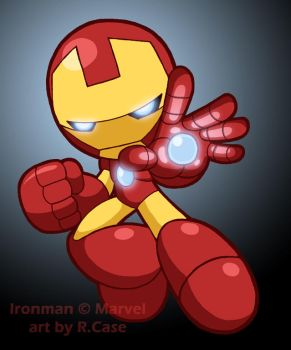 Ironman Powered Up by rongs1234