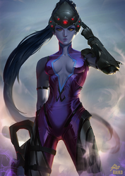 Widowmaker by raikoart
