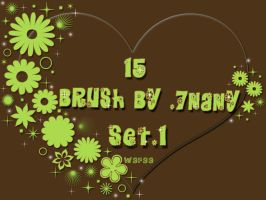 15 brush set_1 by 7nany