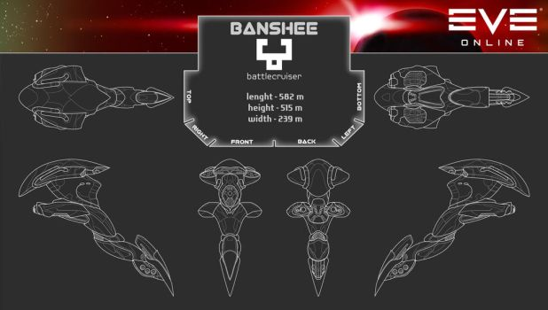 Banshee by I2ebis