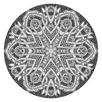 Mandala drawing 2 by Mandala-Jim