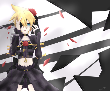 [ZERO / Kagamine Len] VanaN'Ice by David-VDesign