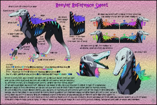 -Reever Reference- by Silvolf