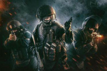soldiers of fortune by Makusheva