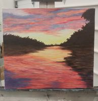 Finished Painting by Winibie