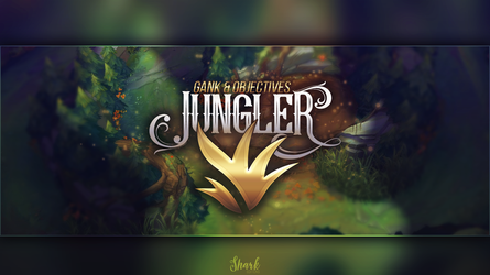 Jungle wallpaper by LeftLucy