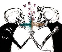 Vomit Is Love by alexpardee