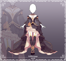[Close] Adoptable Outfit Auction 190 by LifStrange