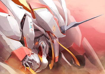 Darling In The FranXX by prozz38