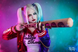 Harley Quinn - Suicide Squad by Kinpatsu-Cosplay