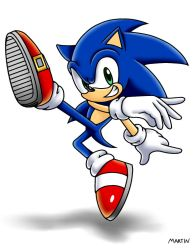Sonic's Ultimate Smash by martinsaenz1996