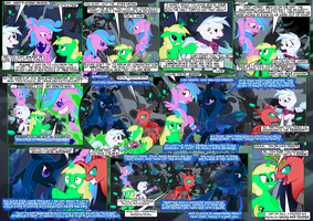 The Pone Wars 2.6: Royal Pain by ChrisTheS