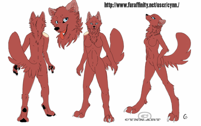 Wolf anthro adopt! Closed! by GeneralKitty23