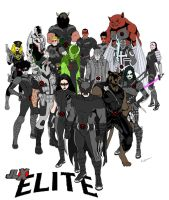 Alll New 52 Amalgam Now Bad JLX-Elite by Needham-Comics