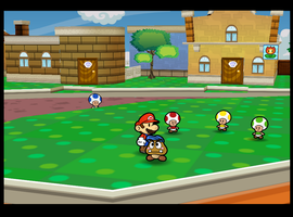 New Paper Mario Screenshot 020 by Nelde