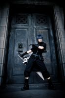 Versus XIII - Standing Guard by rescend