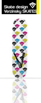 Skate design by didac03