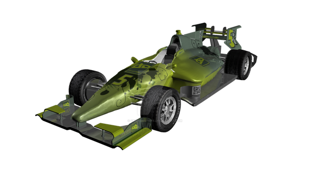 Dallara DeviantArt Racing by CrimsonStrife