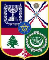 Semitic Federation by Gouachevalier