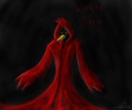 Winged Doom by NiGHTSgirl666