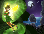 Tinkerbell ft. Jealousy by kellieabomination