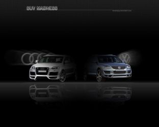 SUV Madness by AlexDeeJay