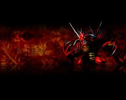 Diablo 2 wallpaper by re-pip