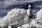 Infrared Tower by ilimel