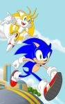Sonic Pulse Issue 1 Cover by Emerald-Coast-Comics
