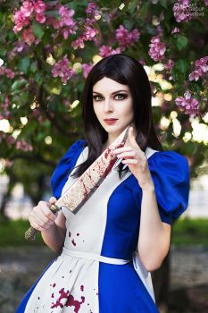 Alice McGee by Rei-Doll