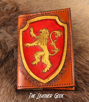 Lannister journal final by CoreyChiev