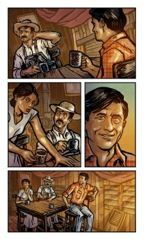 Caesar Chavez Story by RobertRath