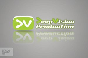 Deep Vision Logo by HeDzZaTiOn