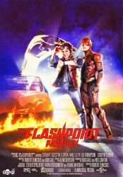 The FlashPoint Paradox Poster by GOXIII
