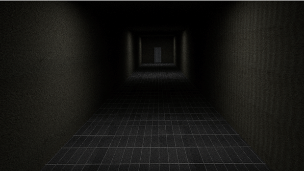 Scary(?) Hall by efra995