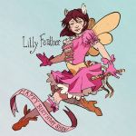 Lillyfeather by pocketm0use