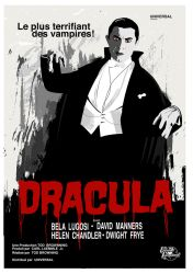 Dracula Movie Poster by artwarriors