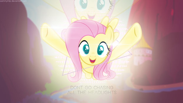 Fluttershy On MLP FIM Wallpapers