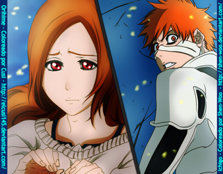 Collab bleach. by elcusi145