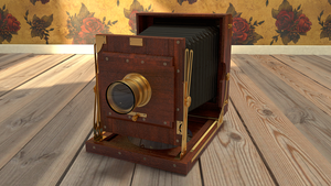 Old Camera by Lussi
