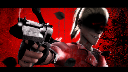 [Contest] Red Violence by WitchyGmod