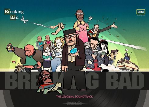 FOR-BREAKING BAD-OST by zeekolee