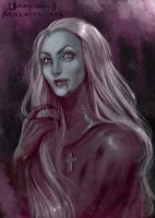 Dark Ages: Malkavian by LacticWanda