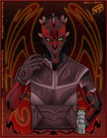 Another Maul by RCBrock